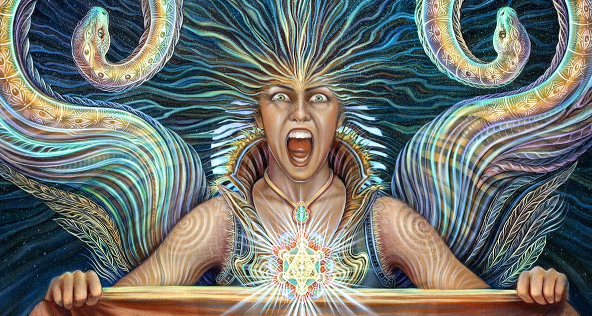 Painting by Amanda Sage.