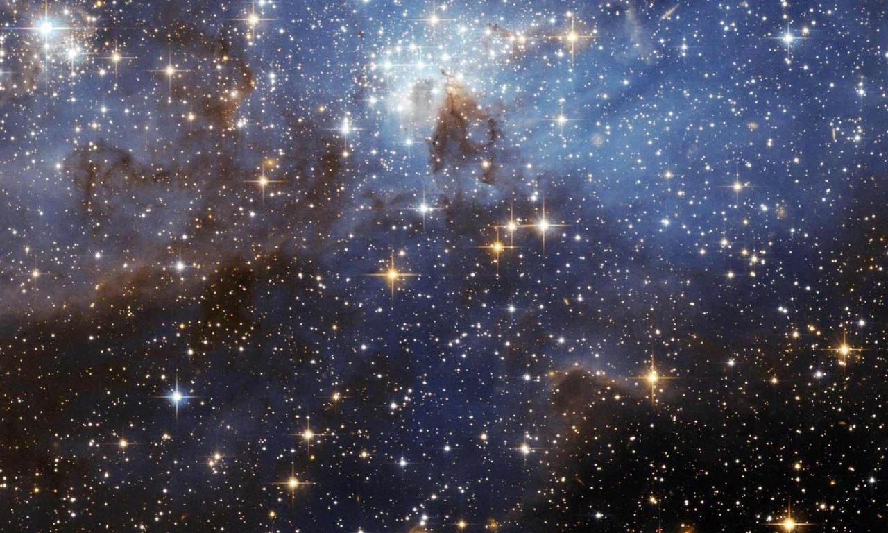 Stars Behind Everything